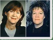 Gunilla Lindström och Eva Klasson Wehler