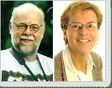 Gunnar Lindgren och Marie Vahter