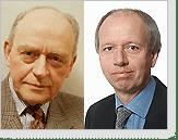 Olav Axelson och Mikael Eriksson