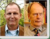 Lars Hagmar och Göran Petersson