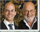 Bengt Fadeel och Stefan Jarl