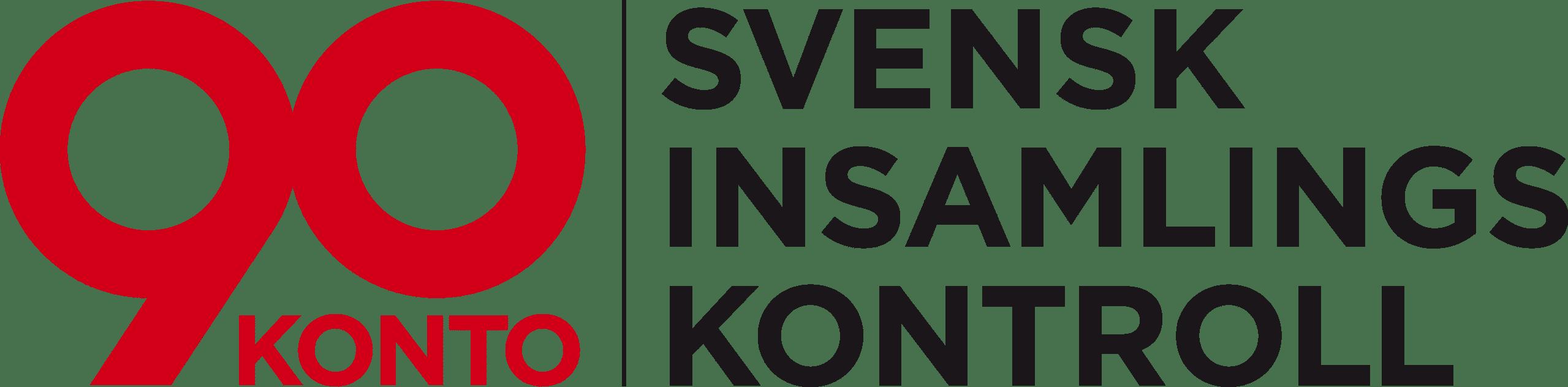 90-konto Svensk insalmlingskontroll